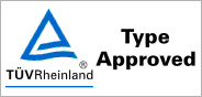 Old TÜV test mark 'Type Approved'
